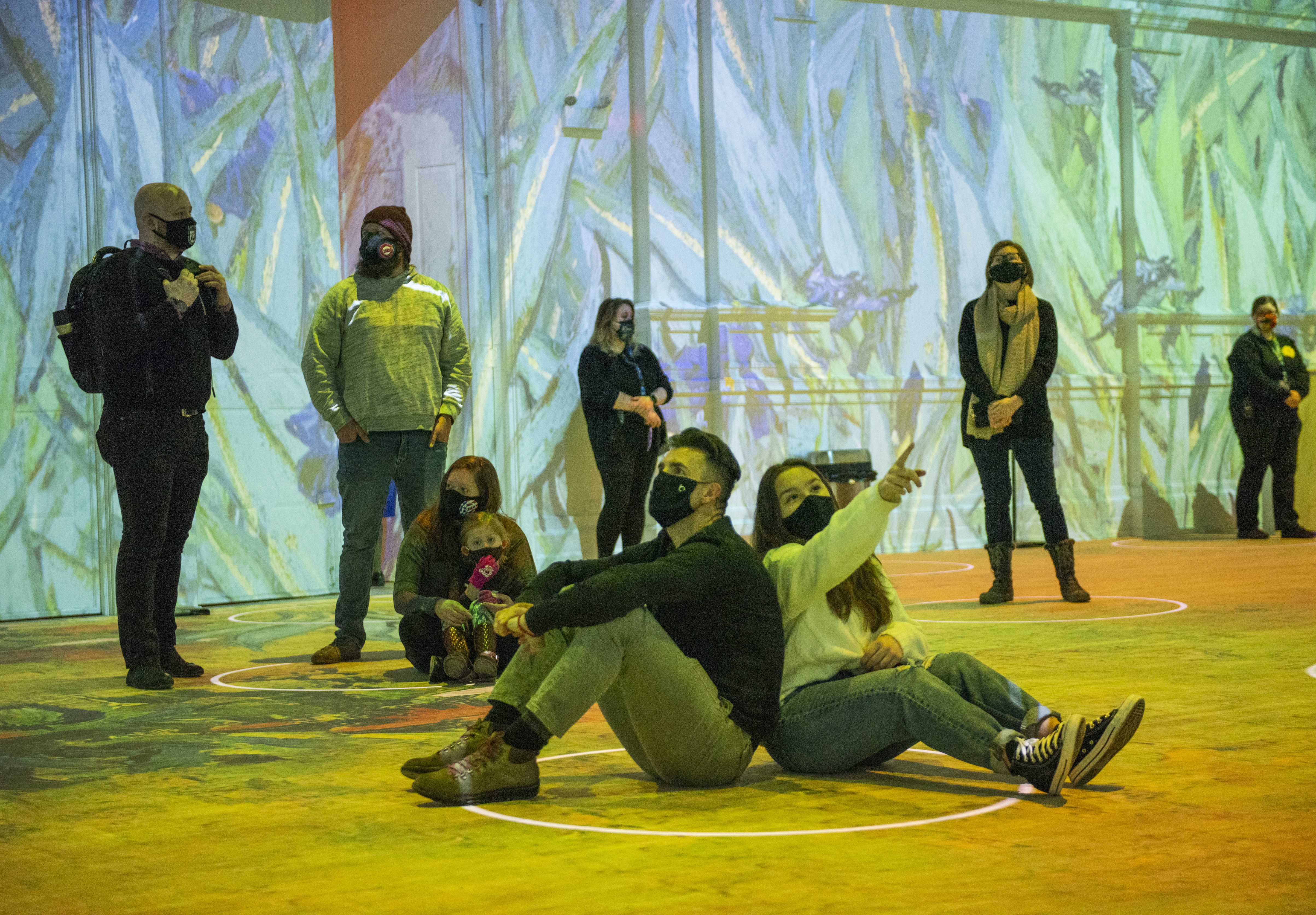 CHARLOTTE LEDGER – Inside Their Pandemic Year: Behind the Curtain at Blumenthal Performing Arts