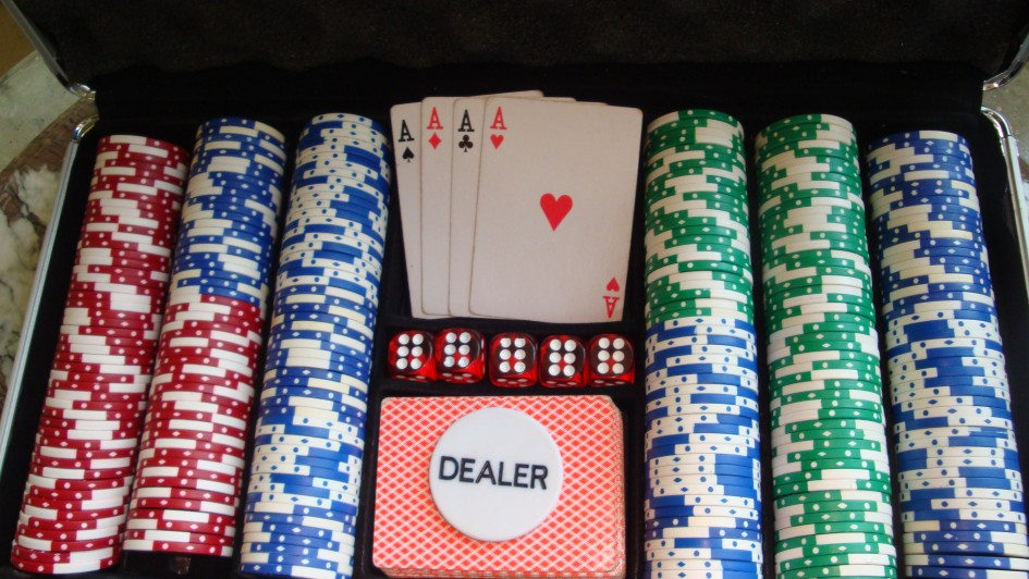 First Person Essay: The Poker Boys