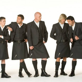 Musical Forecast: Celtic Thunder Storm