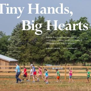 Tiny Hands, Big Hearts