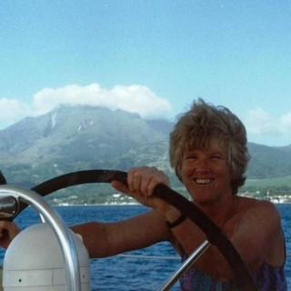 Senior Sailor Returns to the Open Water