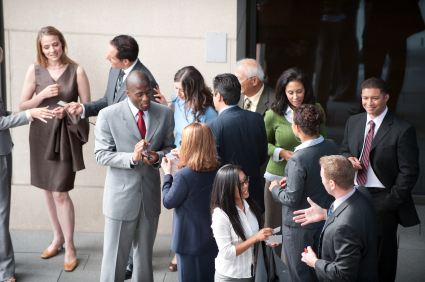 How to Effectively Network at Business Meetings