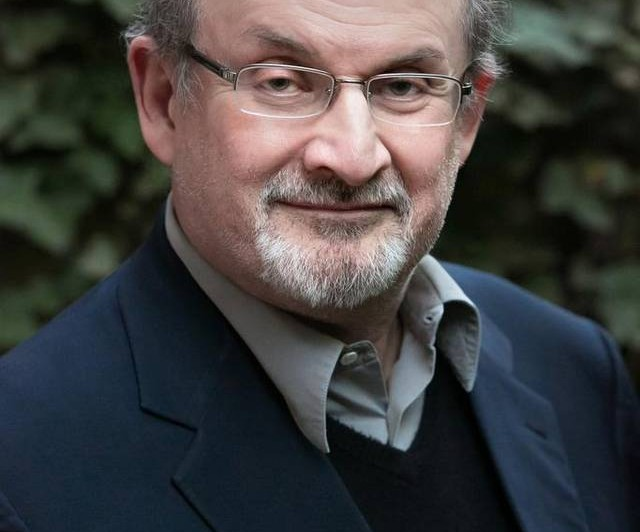 A Conversation with Sir Salman Rushdie