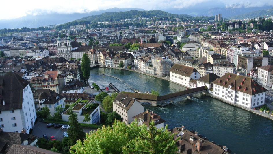Swiss Tryst