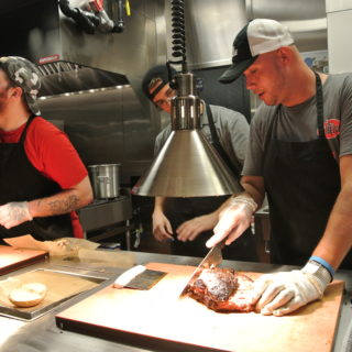 City Barbeque Lands in Ballantyne