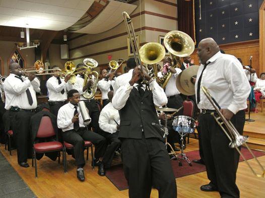 The Lord's Trombones
