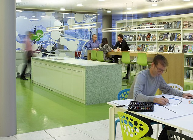 Enhance Workplace Collaboration & Productivity Through Design