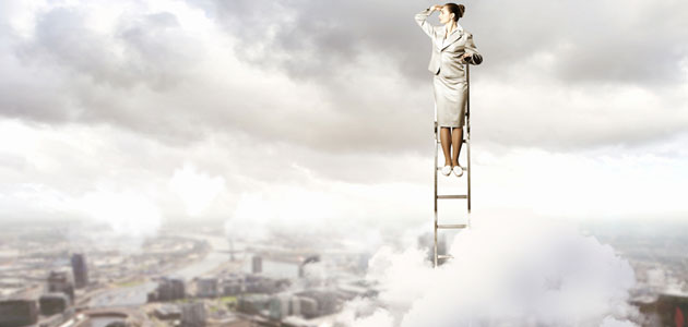 Meeting Professional's Guide to Moving Up the Corporate Ladder