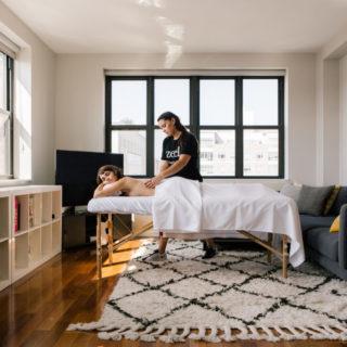 Zeel On Demand Massage Hits Charlotte
