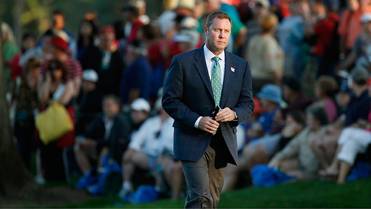 LPGA Comish Mike Whan on the State of Women's Golf