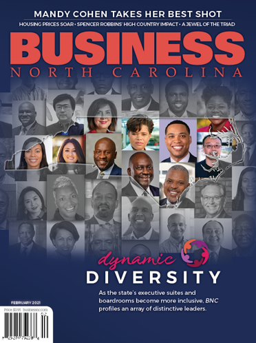 BUSINESS NORTH CAROLINA MAGAZINE – Dynamic Diversity