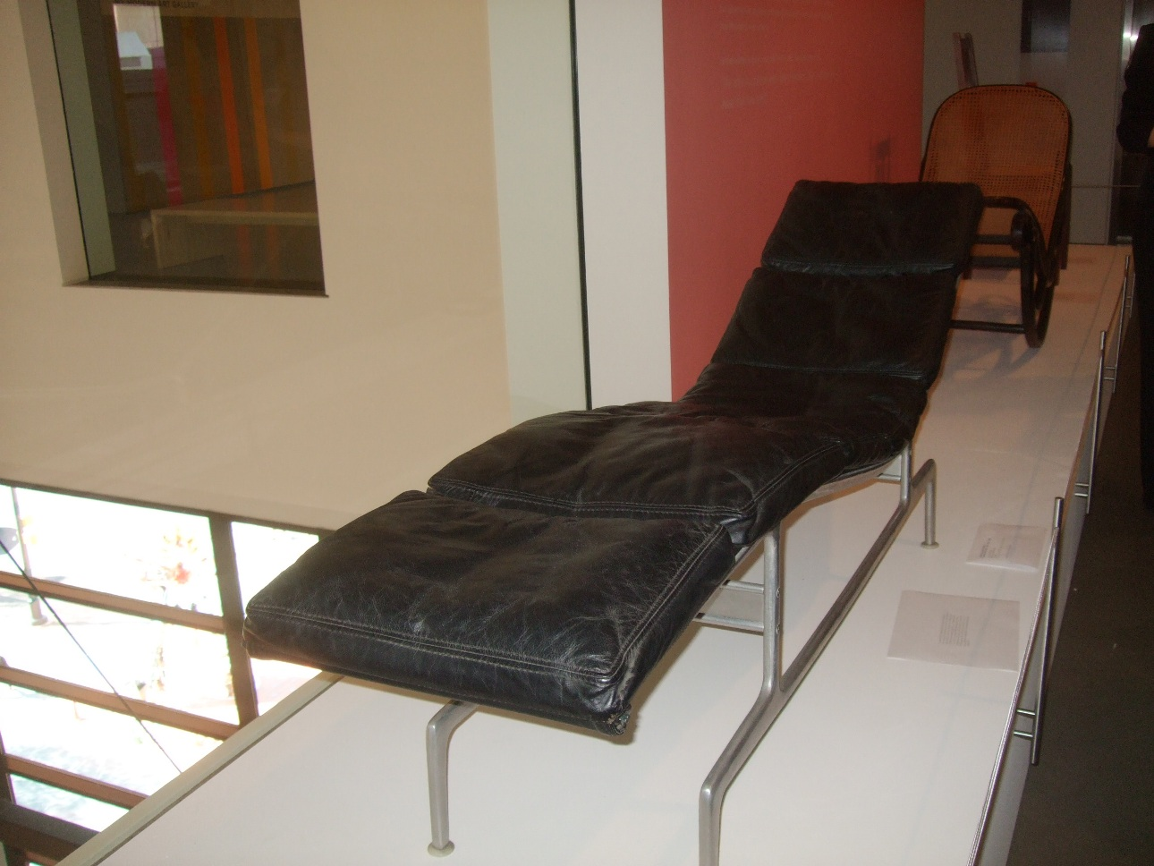 CHARLOTTE FIVE – Why Billy Wilder's Couch is on Display at the Bechtler.