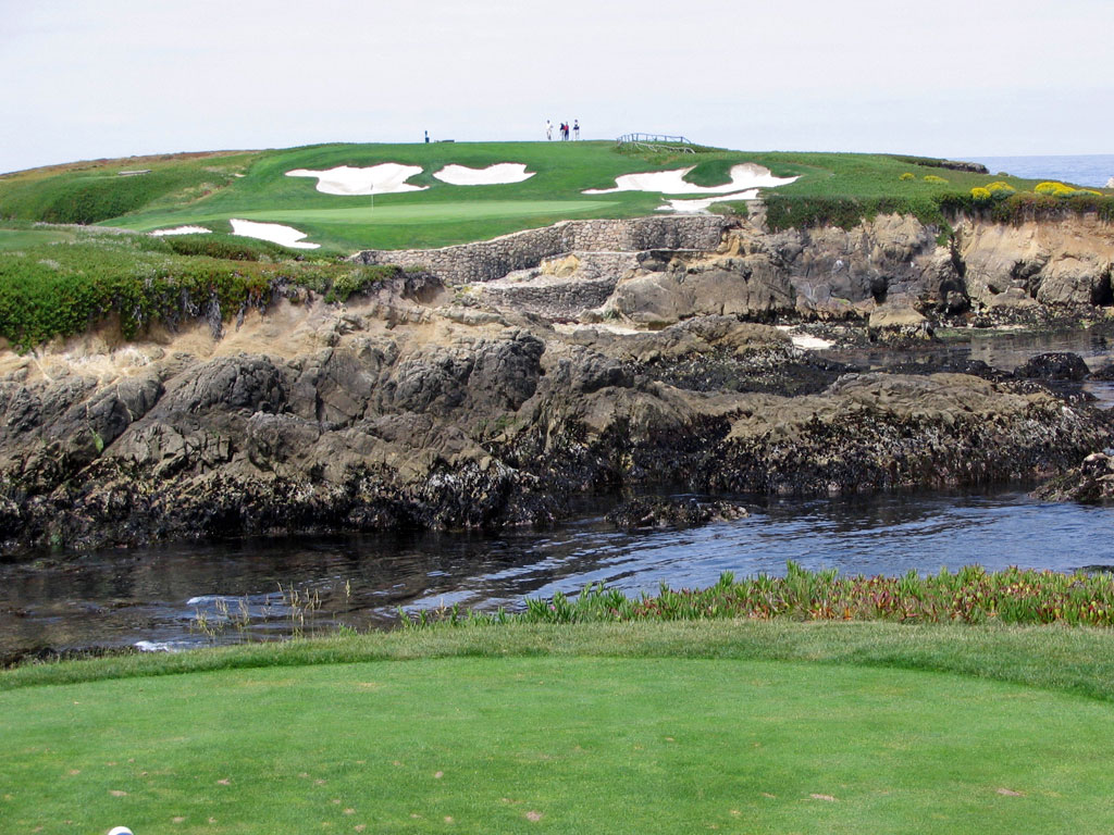 OCEAN HOME MAGAZINE -Cypress Point, Golf's Holy Grail