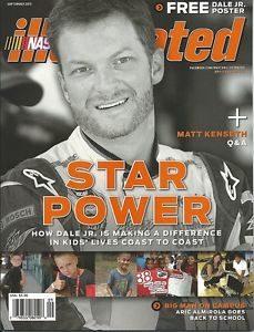 NASCAR ILLUSTRATED – Dale Jr. Foundation Makes Huge Impact
