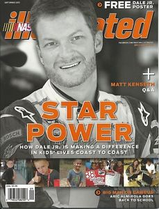 NASCAR ILLUSTRATED – Dale Jr. Foundation Makes Huge Impact