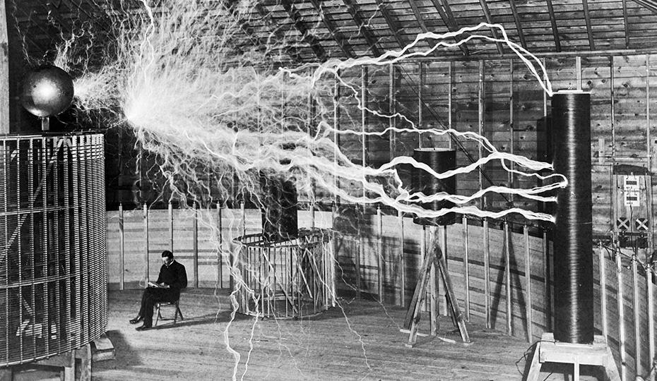 DUKE ILLUMINATION- Nikola Tesla: Master of Electricity