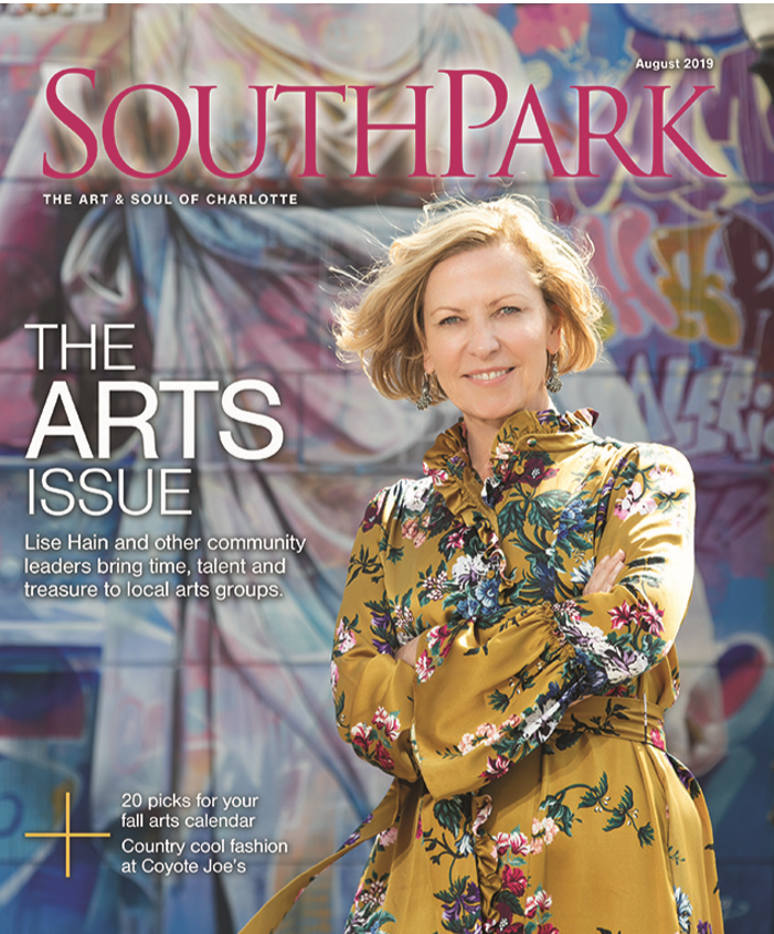 SOUTHPARK MAGAZINE – Why I Serve