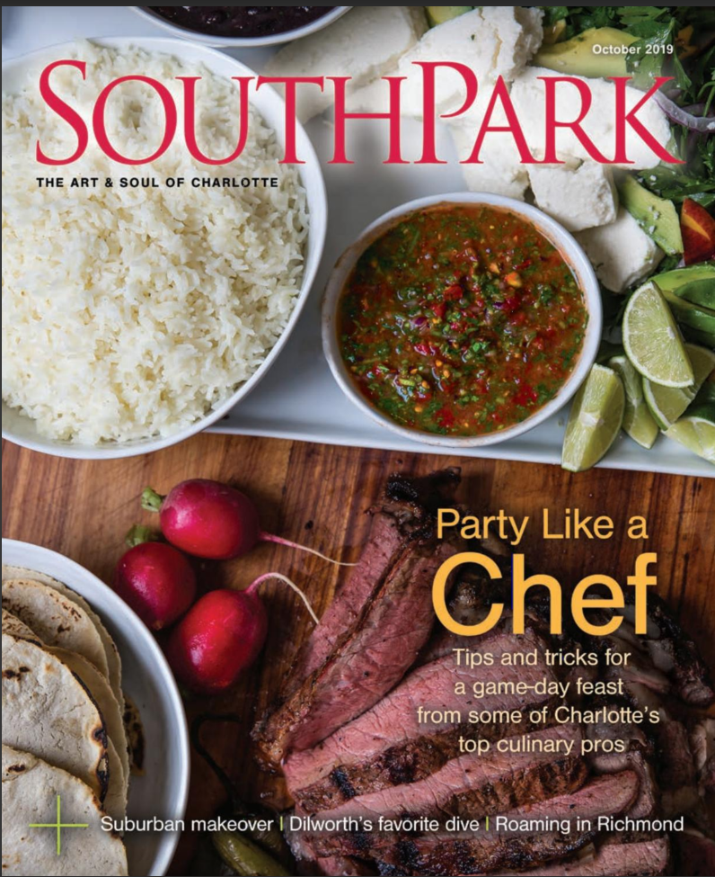 SouthPark Magazine – Game On!!