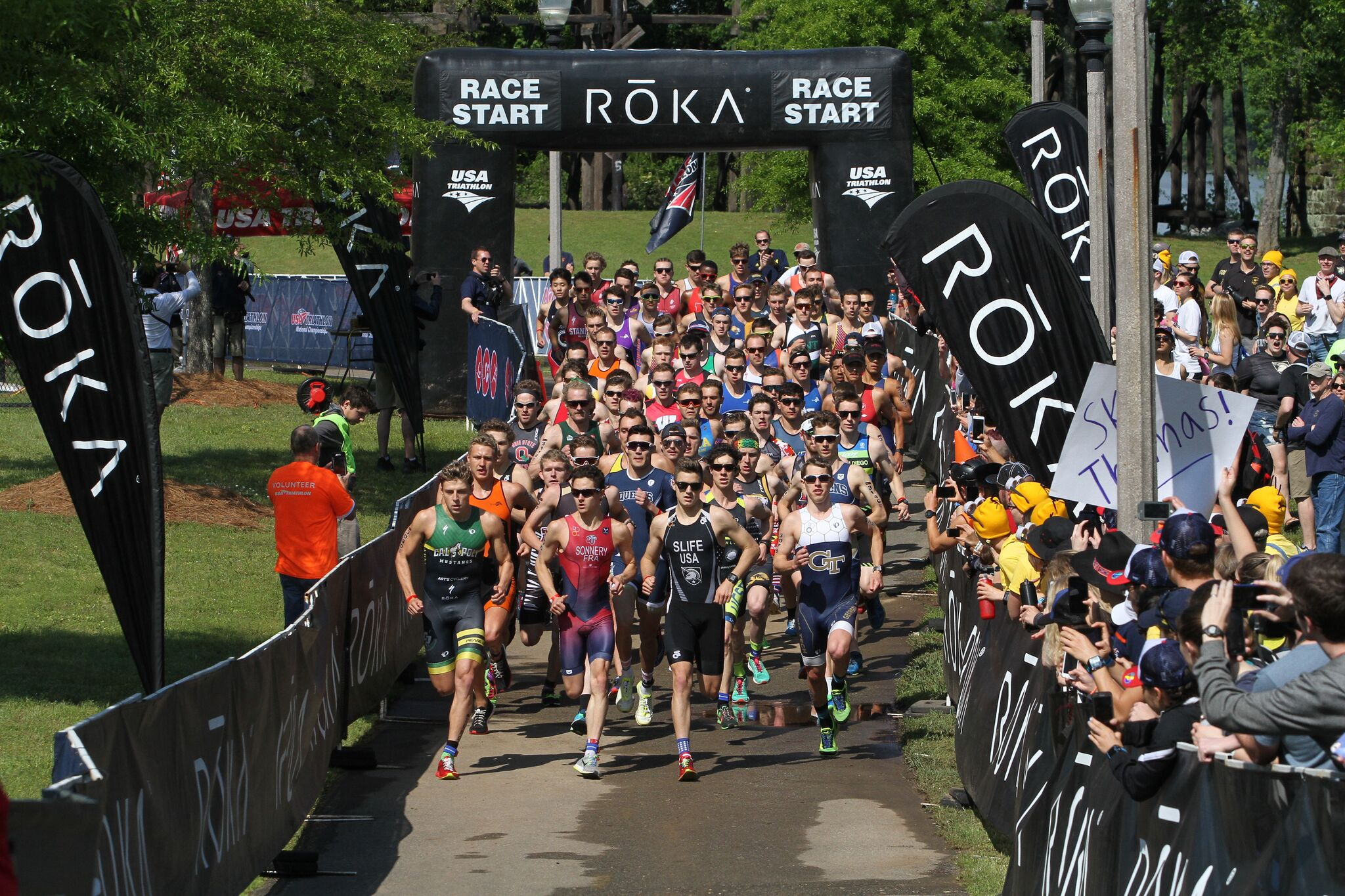 CONNECT SPORTS – USA TRIATHLON ROCKS TUSCALOOSA