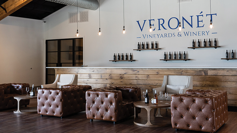 SouthPark Magazine – Veronet Vineyards & Winery Begins New Tradition