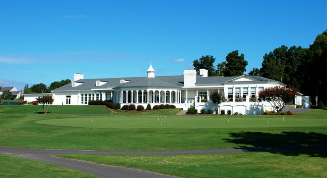 CAROLINAS GOLF – A Century of Golf at Gaston Country Club