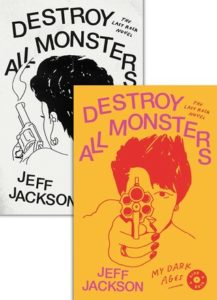 PANK – Review: Jeff Jackson's Destroy All Monsters