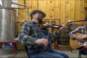 DC REFINED – Moonshine Mountains & Music