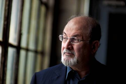 CHARLOTTE OBSERVER – A Conversation with Sir Salman Rushdie