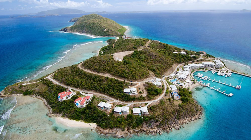 SOUTHPARK MAGAZINE  – Great Escape: Scrub Island, BVI