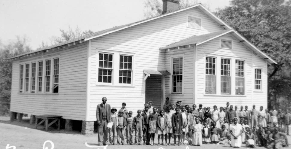 UNIVERSITY OF NORTH CAROLINA URBAN INSTITUTE – Aging Rosenwald Schools Recall Long Ago Optimism