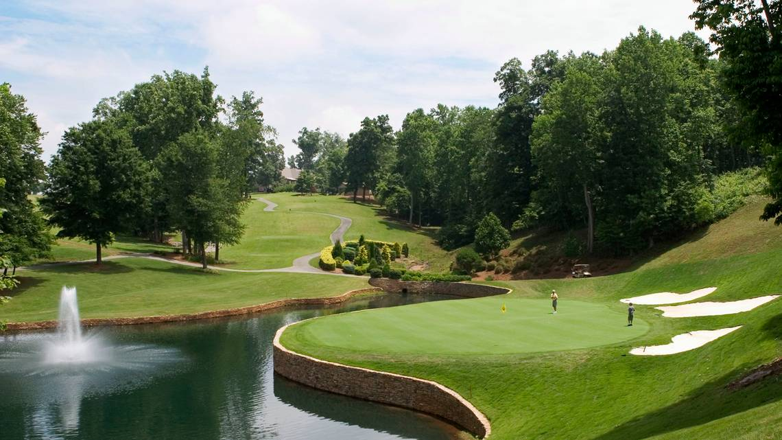 LAKE NORMAN MAGAZINE – Tee Time Carolina