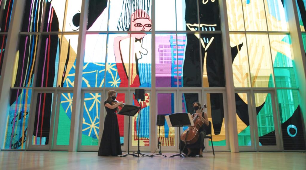 MINT MUSEUM – CSO & Mint Museum Team to Showcase Women's Artistry