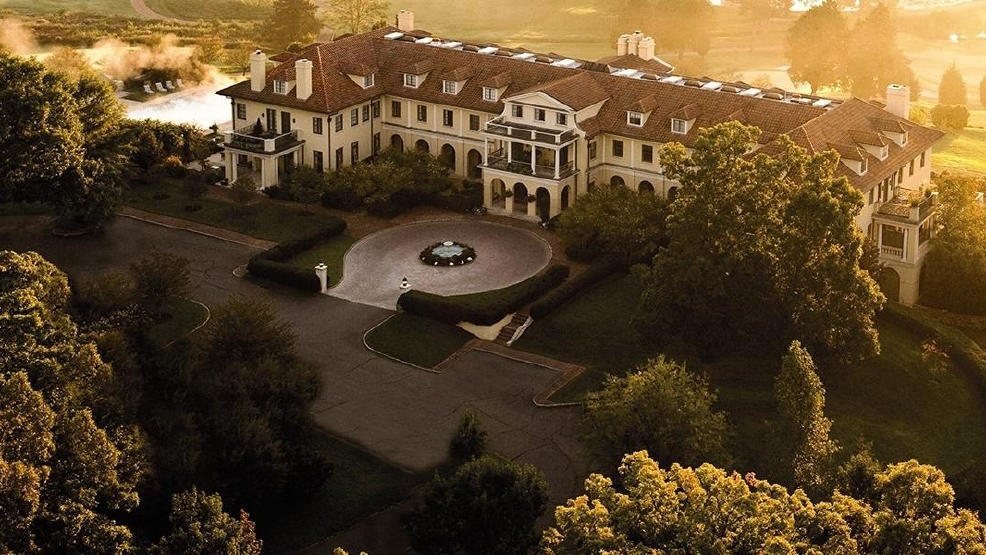 DC REFINED – Keswick Hall is Basically Charlottesville's Downton Abbey