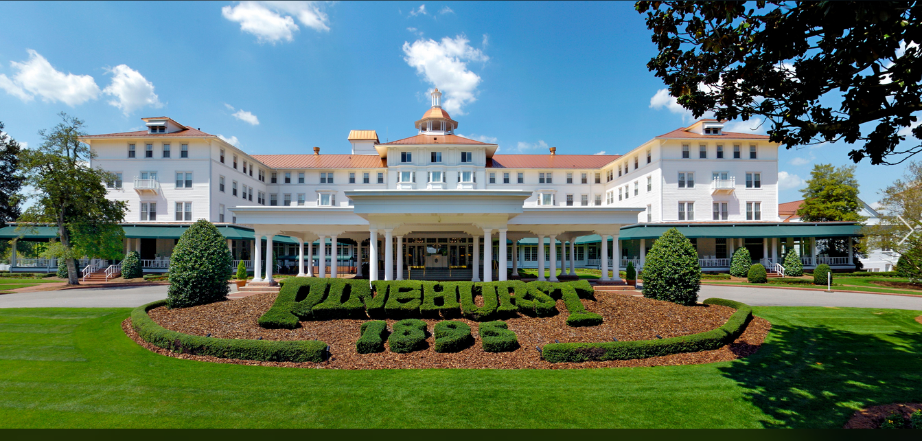 DC REFINED – Get Your Golf On At Pinehurst