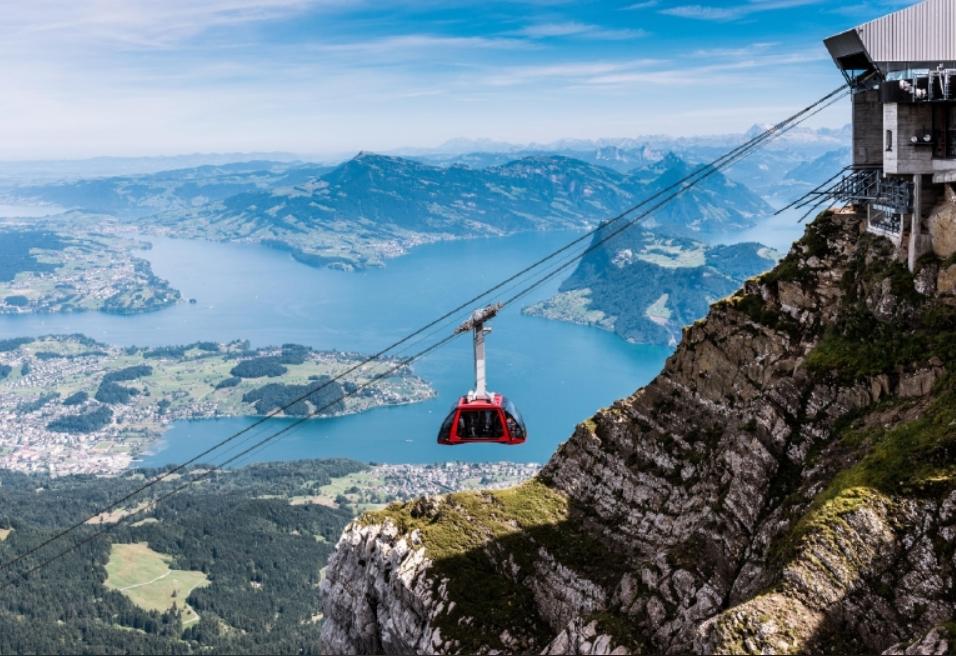 DC REFINED – Swiss Bliss