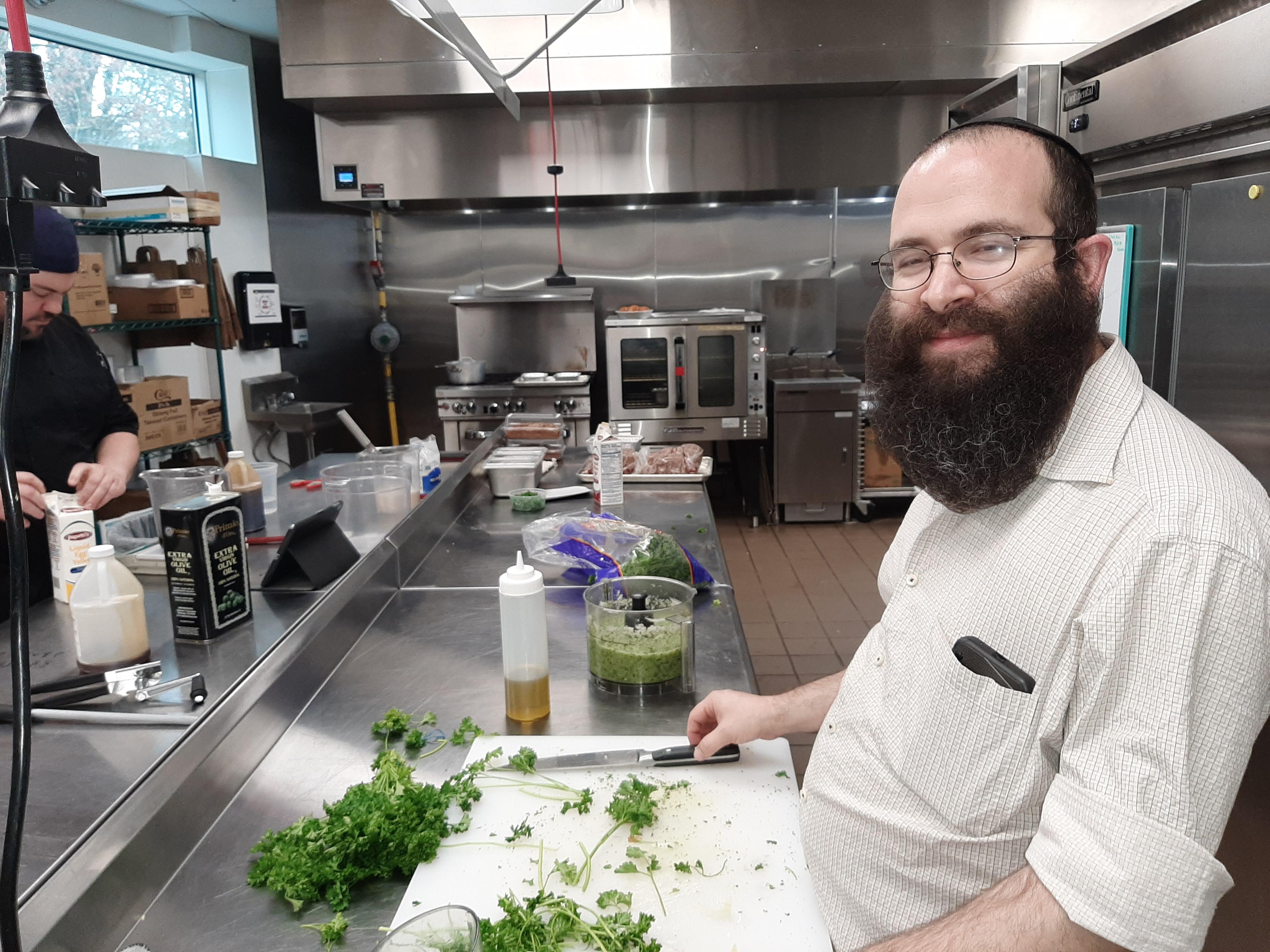 JEWISH VIEWS – Overcoming the Kosher Conundrum in Charlotte, N.C.